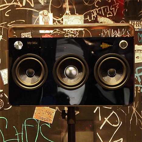 3_speaker_boombox_audio_system_ziba_tdk