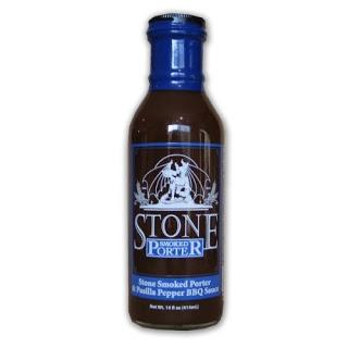 Stone Smoked Porter BBQ Sauce