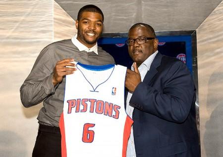 Josh Smith Pistons