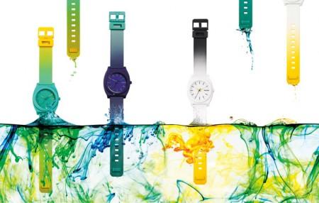 Nixon Dip and Dye Collection