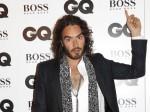 Russell Brand Speaks Nazis at GQ Awards