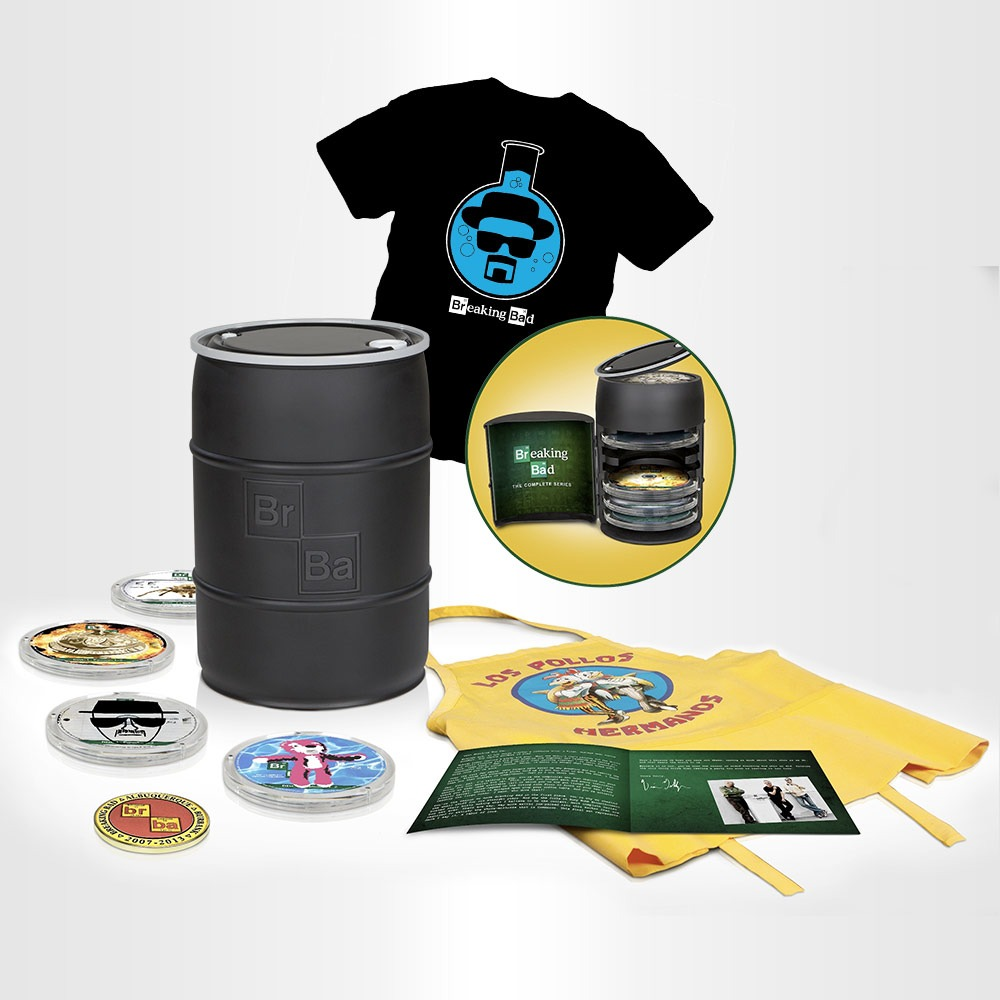 Breaking Bad Box Set