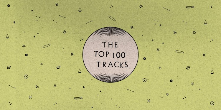 pitchfork top 100 tracks of 2013