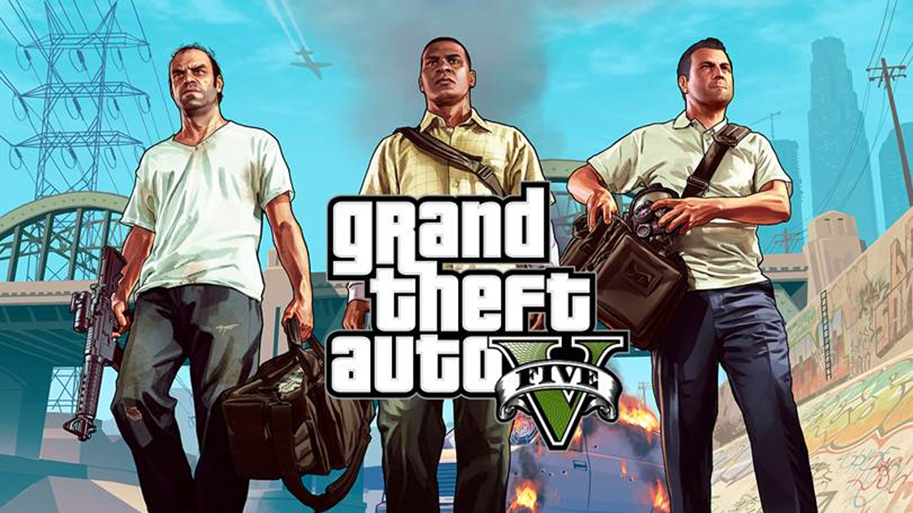 gta v best games of 2013