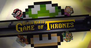 Game of Thrones: Super Mario World