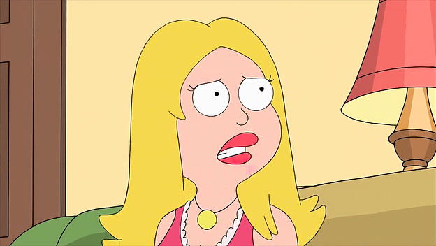 american dad francine sexy and naked
