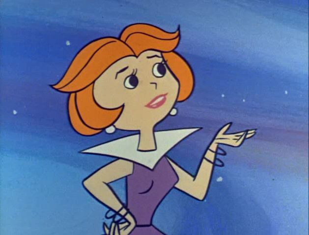 Cartoon Characters Jetsons : Cartoon wives are hot too crooked manners