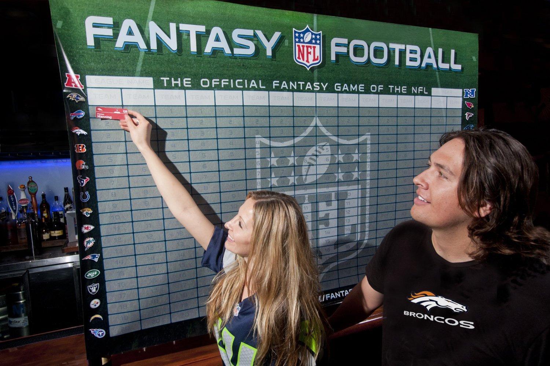 Fantasy Football Big Board 2015