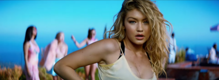 Gigi Hadids 15-Minute SI Swimsuit Video Is A Must-Watch   The Daily Caller