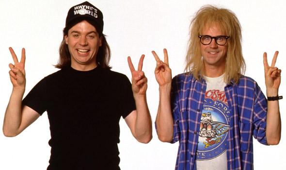 Wayne & Garth